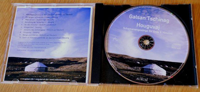 CD komprimiert